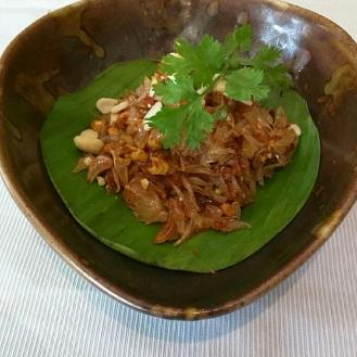 Thai Pomelo Salad