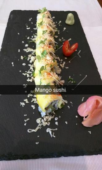 Mango Sushi